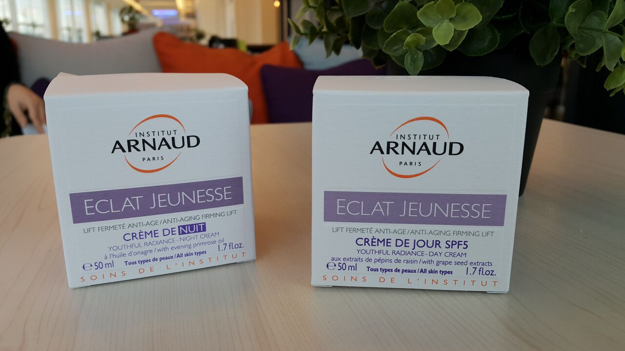 Eclat Jeunesse — Day and Night Creams