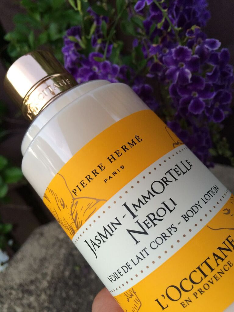 L'Occitane Jasmine-Immortelle Neroli Body Lotion