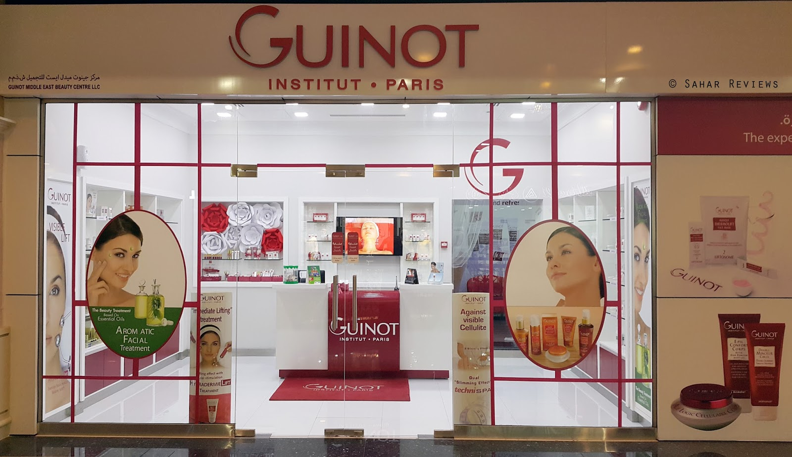 Guinot Hydradermie Deluxe Treatment