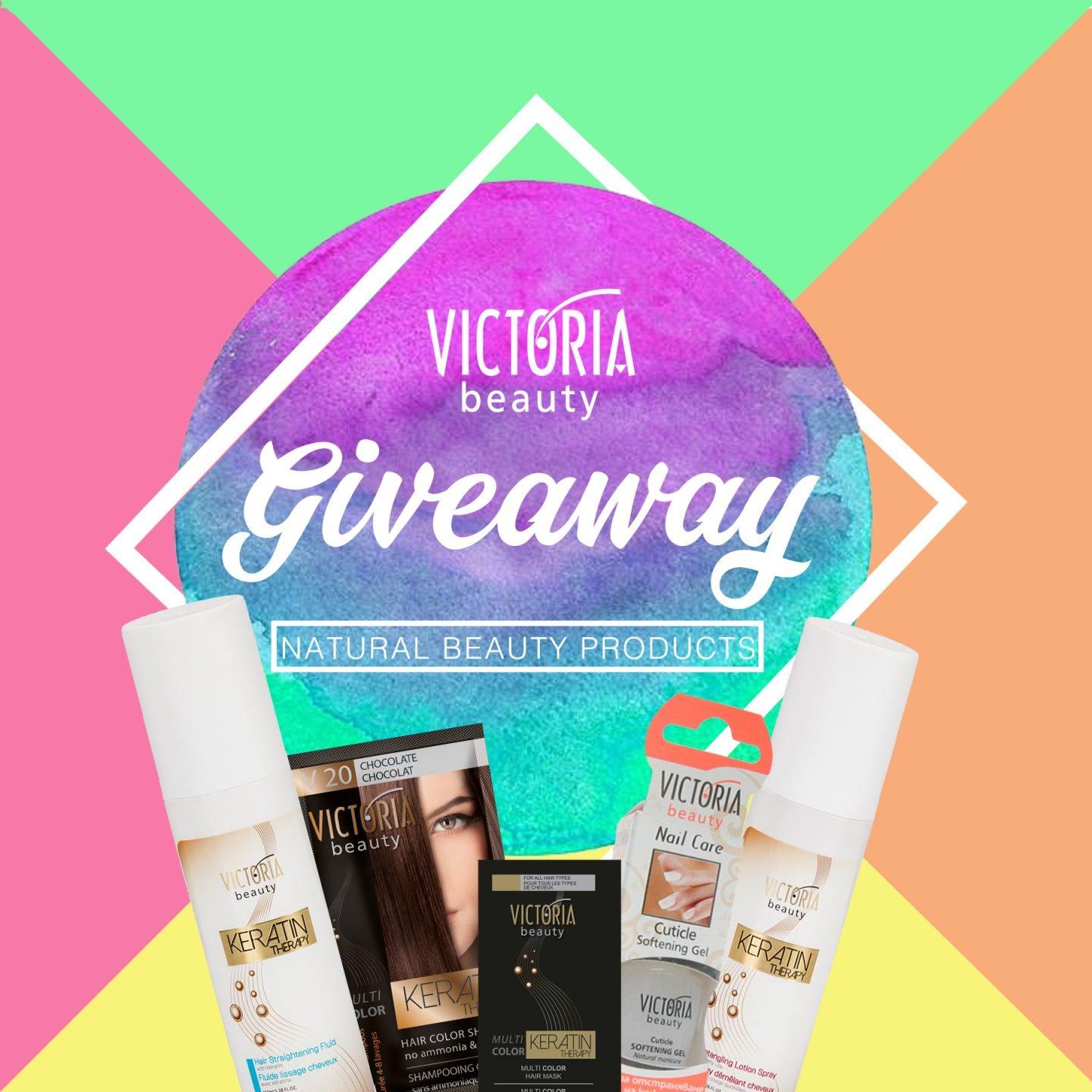 Victoria Beauty Giveaway