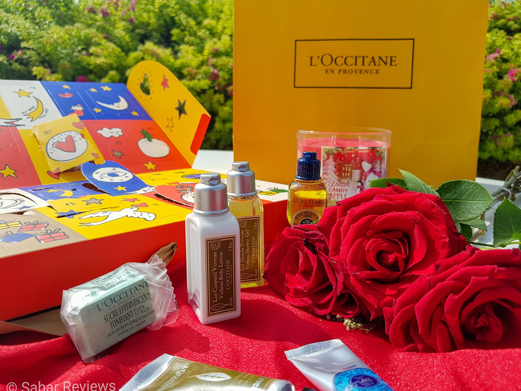 L'Occitane Advent