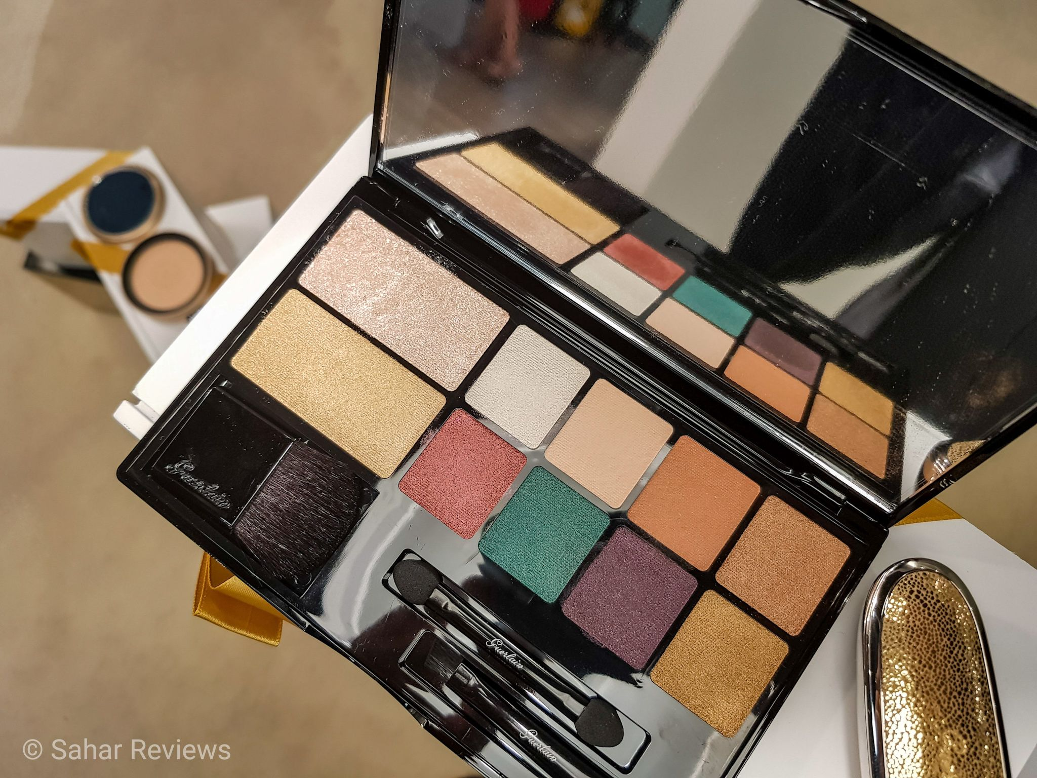 Guerlain Electric Look Palette 2018
