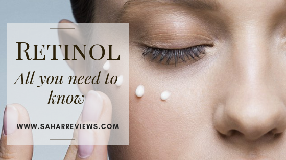 Retinol saharreviews