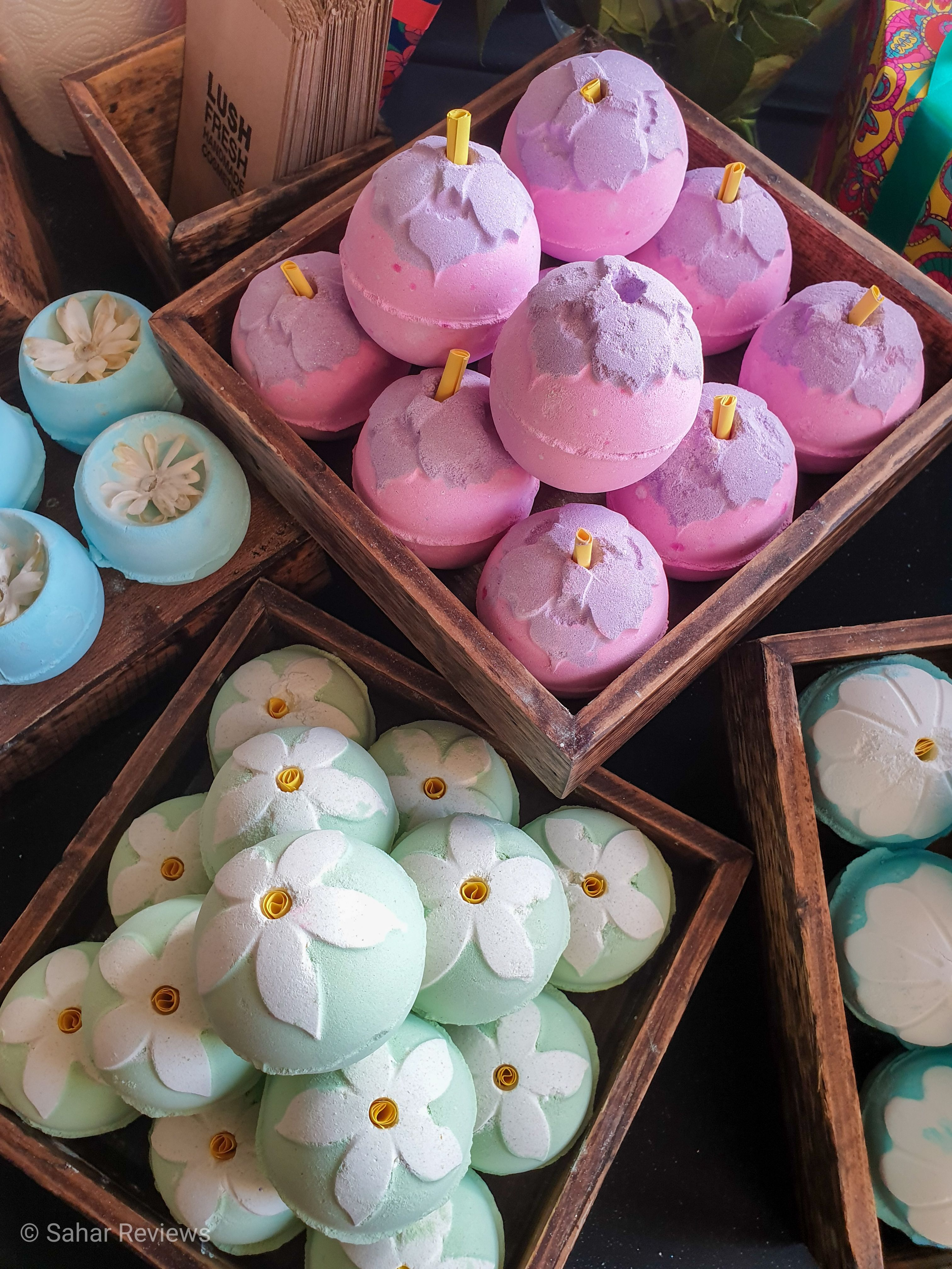 Lush Bath Bombs Mother's Day 2019