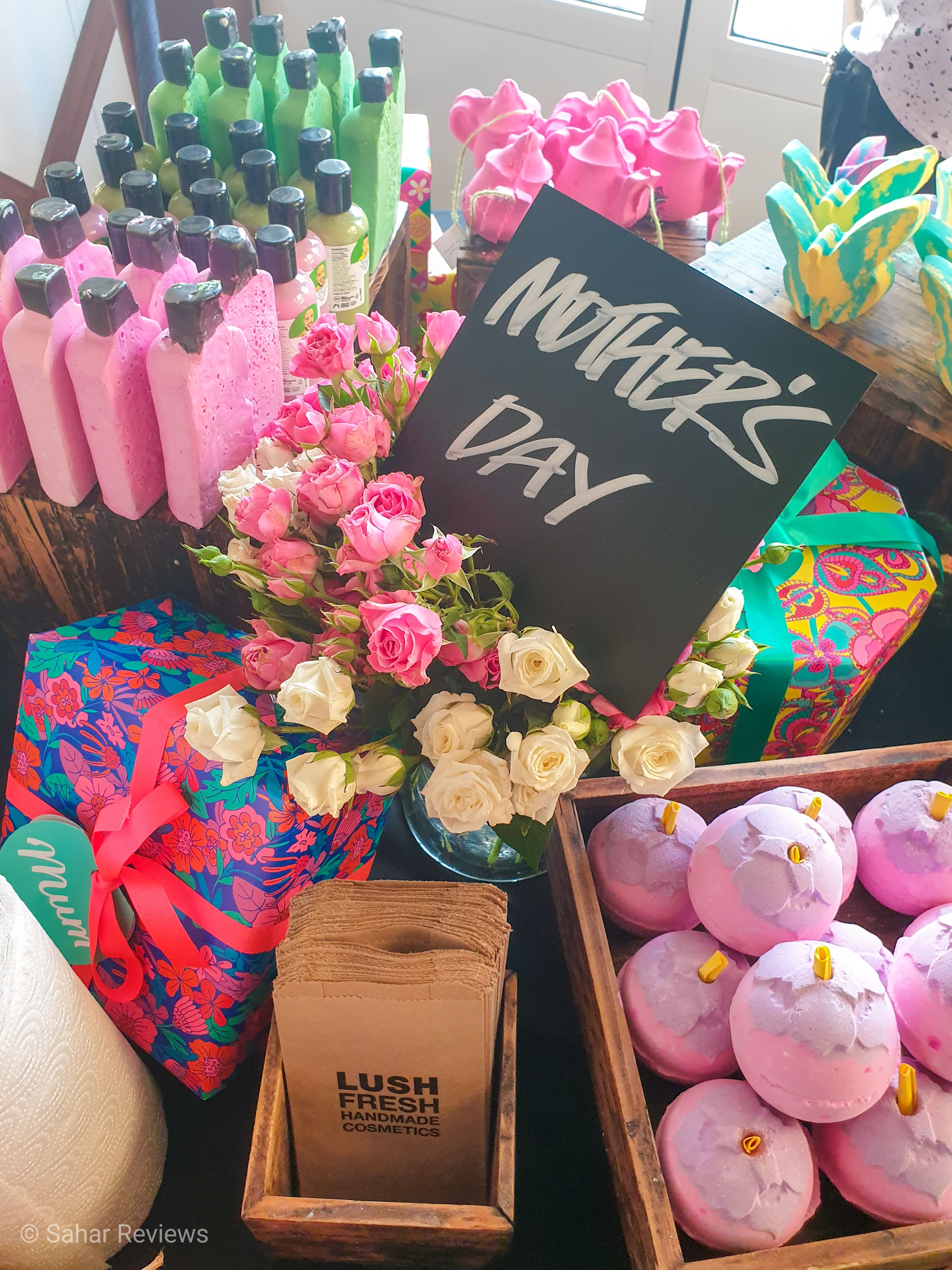 Lush Mother's Day 2019