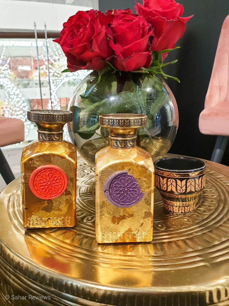 Anfas Fragrance Collection