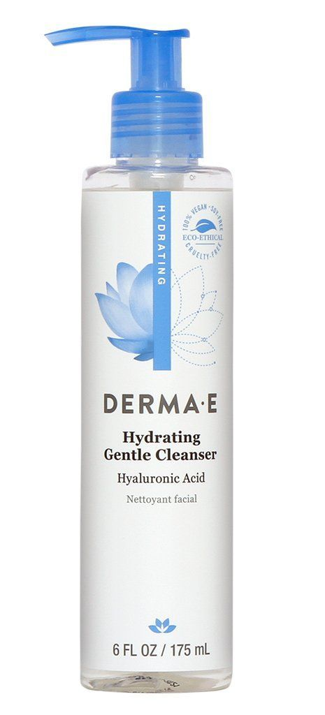 DermaE Gentle Hydrating Cleanser