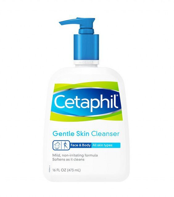 Cetaphil Gentle Cleanser Oily Skin