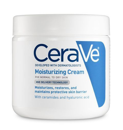 CeraVe Moistturizing Cream