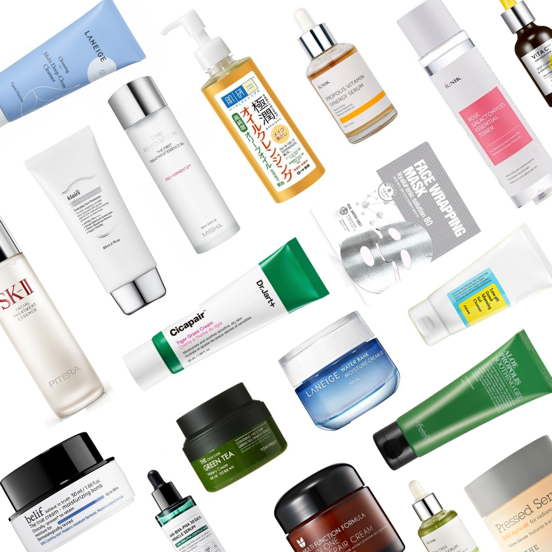 Korean beauty brands Stylevana