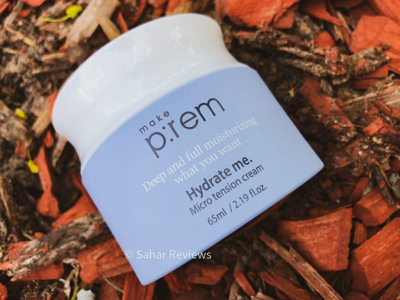 make p:rem hydrate me micro tension cream stylevana