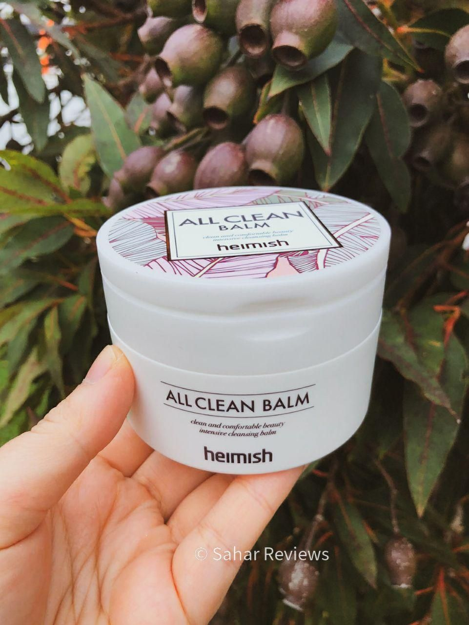 Heimish All Clean Balm Stylevana